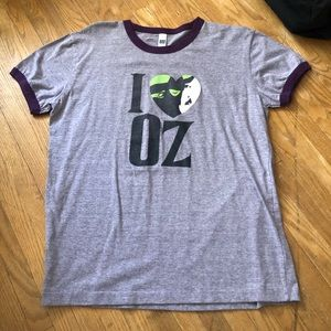 Wicked t shirt broadway musical